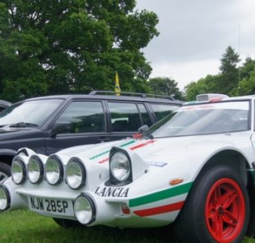 Northumberland Classic Vehicle Gathering