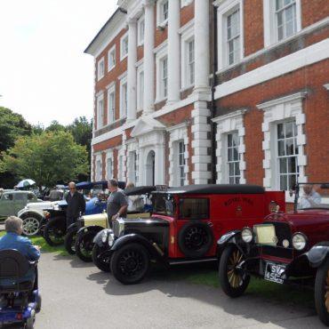 Classic Cars at Lytham Hall