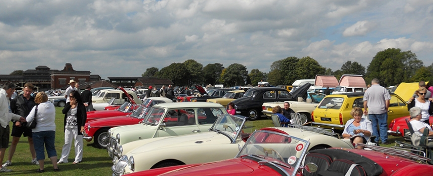 Northumerland Classic Car Show