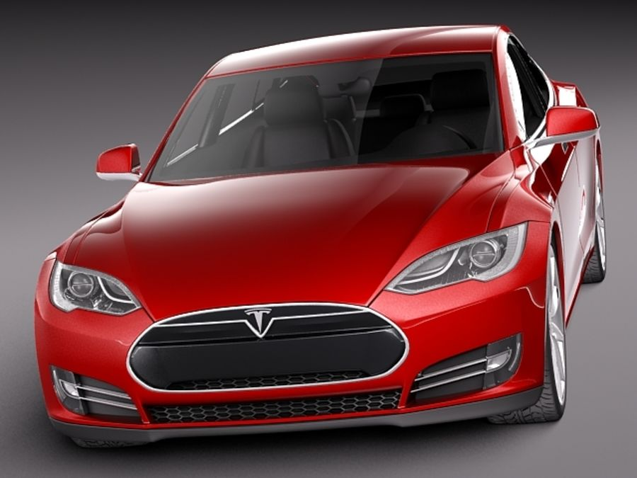 Tesla Model S - sleeker design and the new standard in electric cars