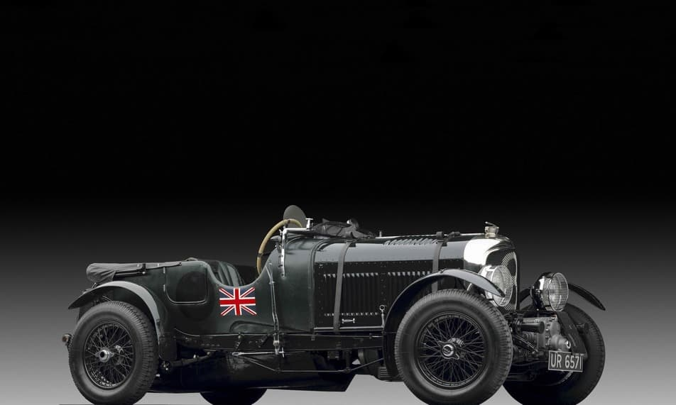 Bentley Blower - to replicate or not? Post on Great British Motor Shows