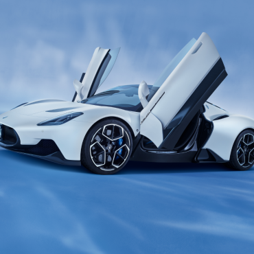 Maserati MC20 Launched and collectors edition artwork launched