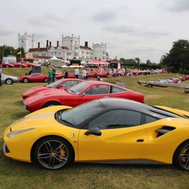 Ferrari Owners Club Event