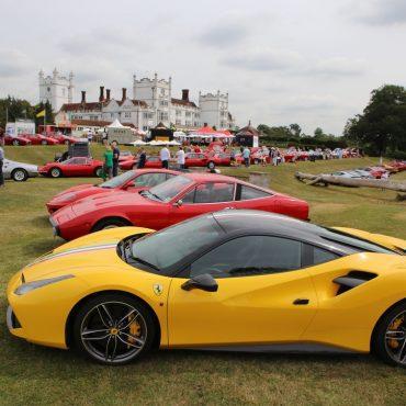 Ferrari Owners Club Event