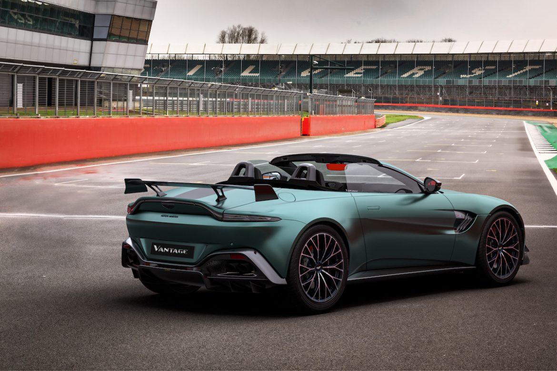 Aston Martin launch Vantage F1® Edition