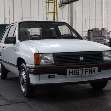 Vauxhall Heritage Collection at auction