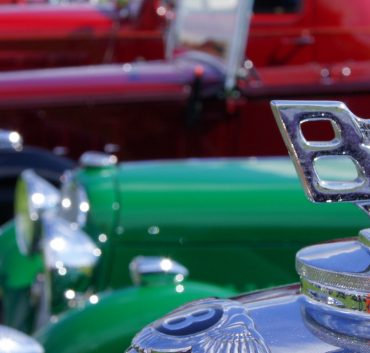 August Bank Holiday Classic Car Show at Ripon Racecourse
