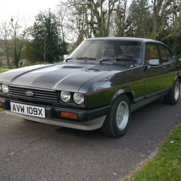 Henry Ford II Capri at Auction