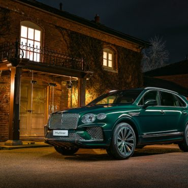 Bentley Mulliner created as one-off Hybrid EV